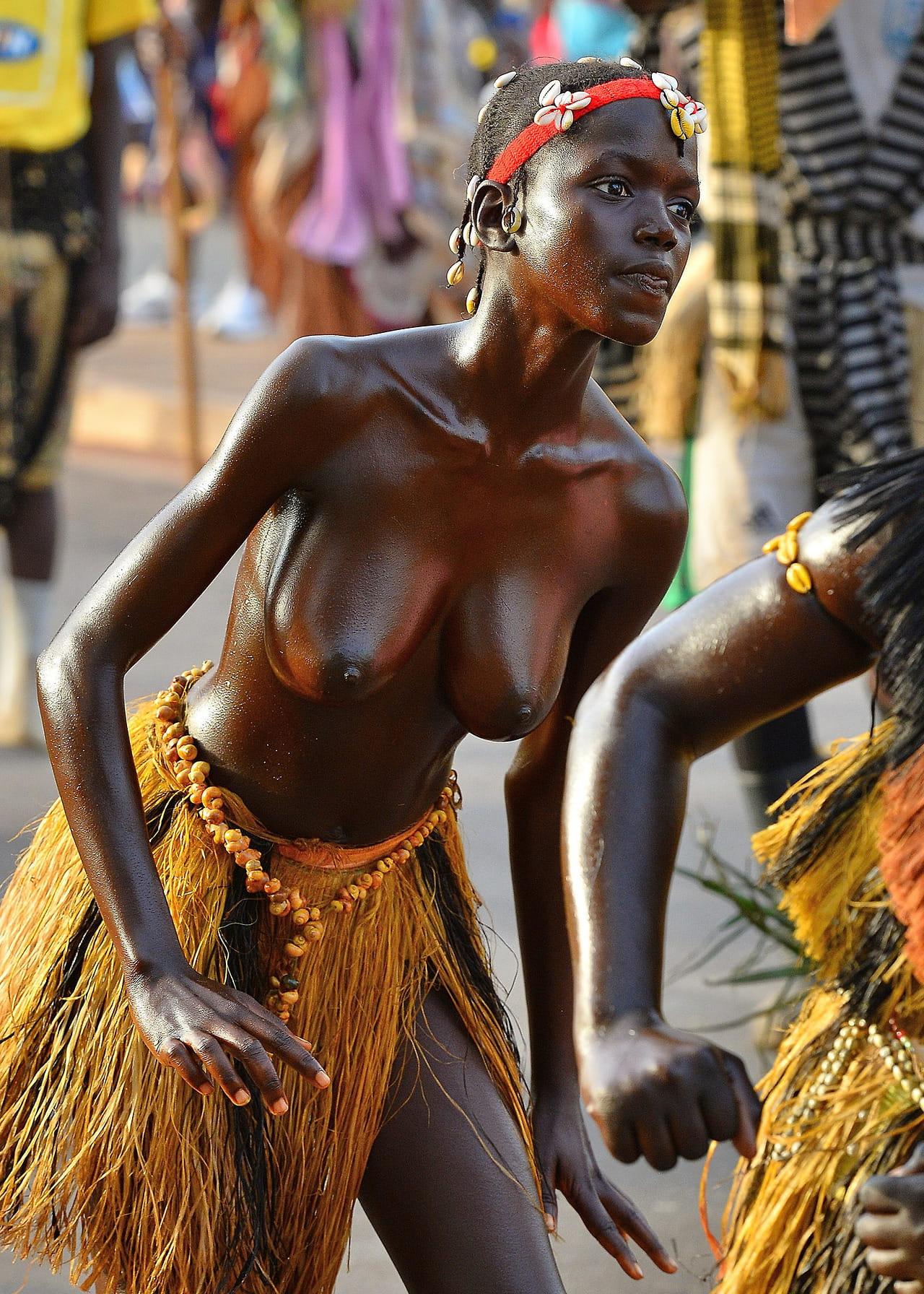 Senegal ass
