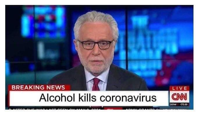 684x392, 31 Kb / коронавирус, алкоголь, breaking news, cnn