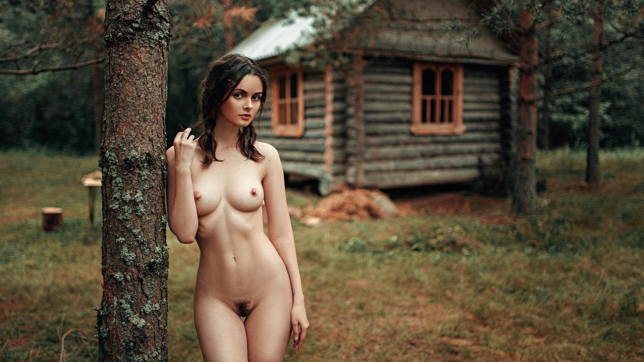 Фото Обнаженных Российских Девушек